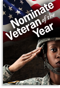 Graphic Reading Nominate Veteran of the Year
