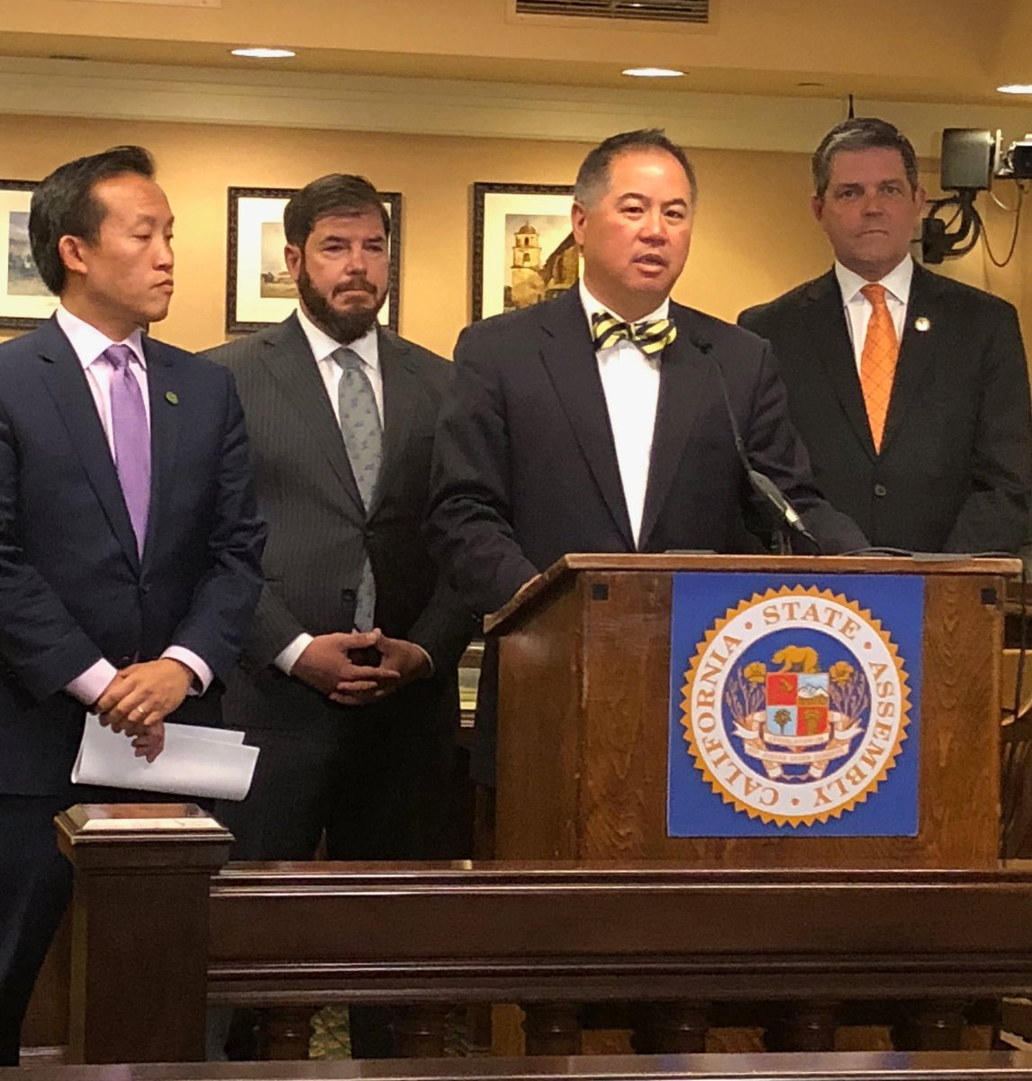 Assemblymembers Announce $1 Billion Investment In State's