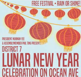 Celebrate the Year of the Pig on San Francisco's Ocean Avenue