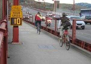 Golden Gate Bridge to Remain Toll Free For Pedestrians & Bicyclists Under Ting Proposal