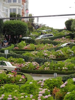 Ting Proposal Allowing Reservation & Pricing System For Lombard Street Approved by State Assembly