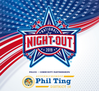National Night Out Celebrations in Assembly District 19
