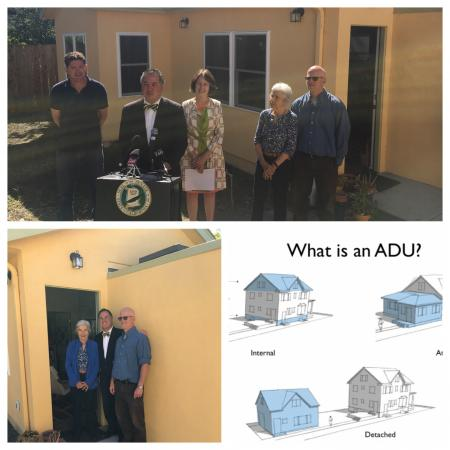 Senator Nancy Skinner and Assemblymember Phil Ting Showcase Homemade Solutions to the Housing Crisis