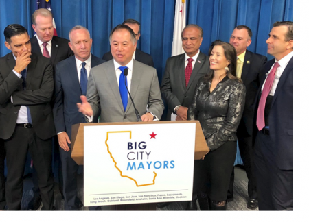 Ting Joins Big City Mayors Call for More State Resources to Address Homelessness