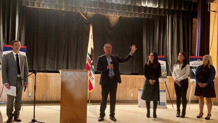 Ting Announces $4 Million in State Funding for A.P. Giannini Middle School in San Francisco