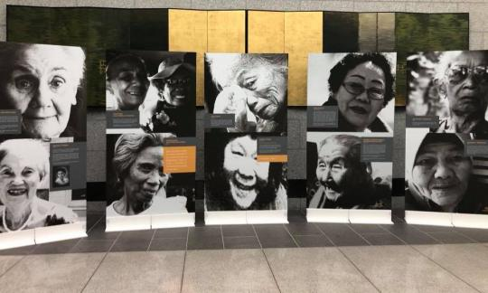 Comfort Women Exhibit Open Until September 20