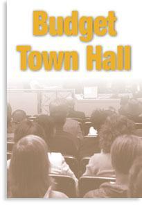 Budget Town Hall