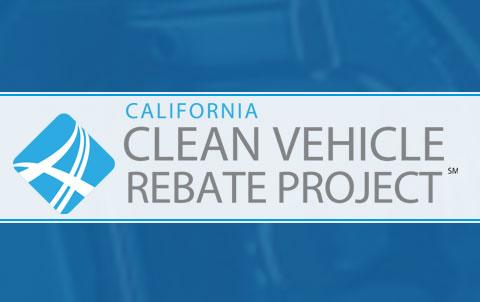 California Clean Vehicle Rebate Project
