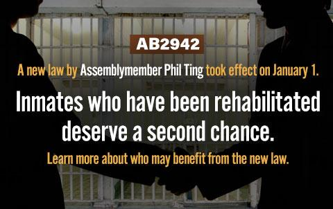 Assemblymember Ting's The Sentence Review Project