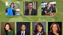 2019 Honorees for Asian Pacific Islander Heritage Month