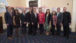 Honoring the API Legislative Caucus' 2019 Heritage Award Honorees