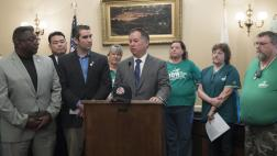 Assemblymember Ting, Advocates Support Measure Creating Cannabis Dispensary Access